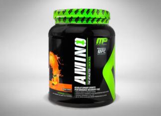 amino bottle