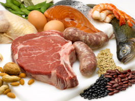 Foods with protein