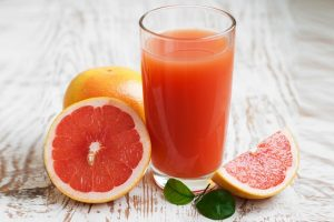 Grapefruit juice-The fruit