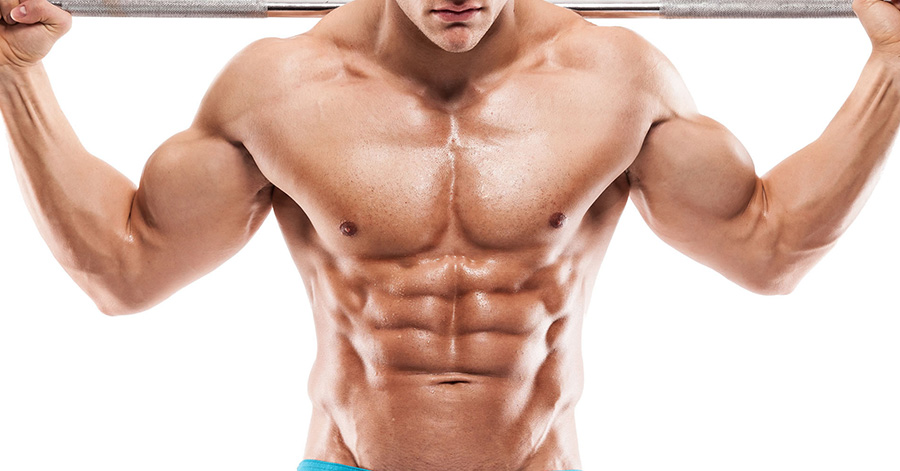 Mens abs