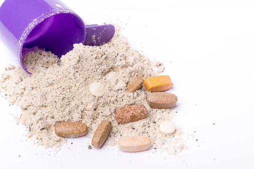 Ingredients of Glucerna Diabetic Shakes
