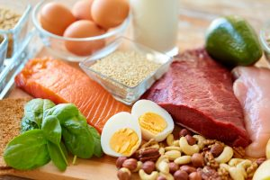protein packed paleo food