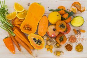 natural beta carotene source