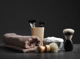 men hygiene products for shaving