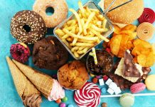 unhealthy junk food snacks