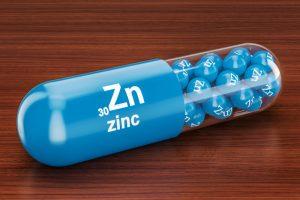 zinc supplement capsule