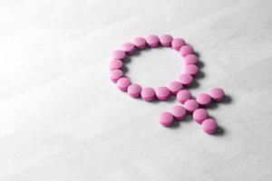 pink pills estrogen pills